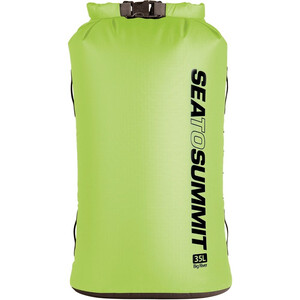 Sea to Summit Big River Dry 35L apple green apple green