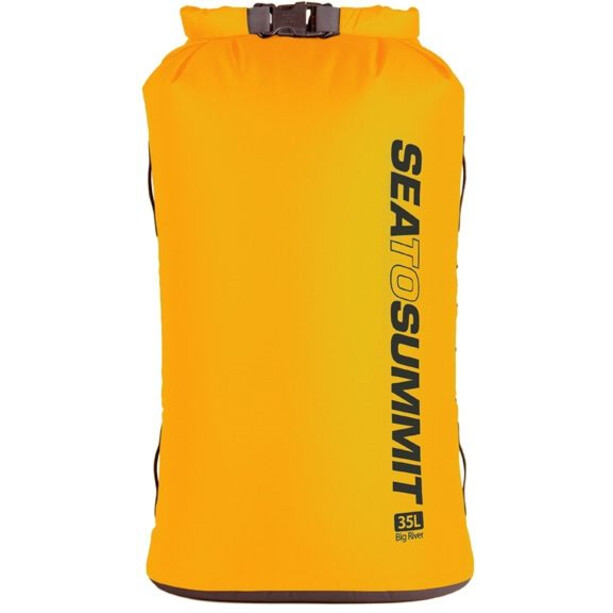Sea to Summit Big River Dry 35L yellow