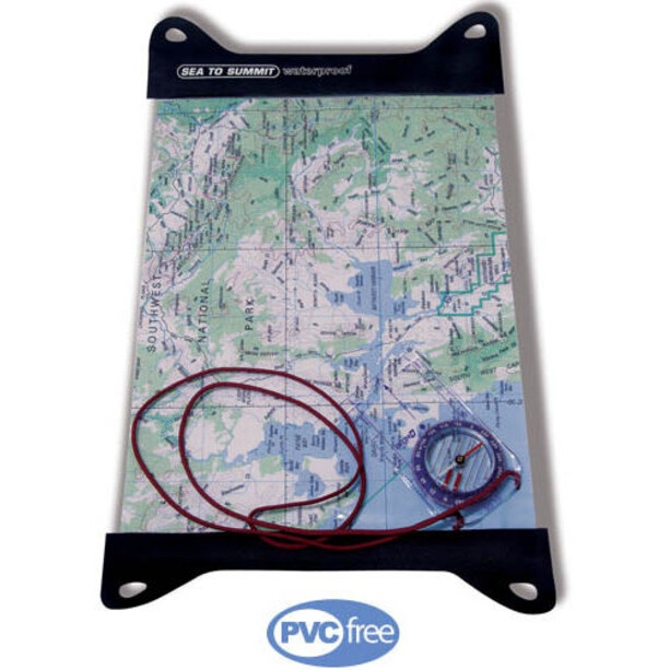 Sea to Summit TPU Guide Map Large 33x43 cm