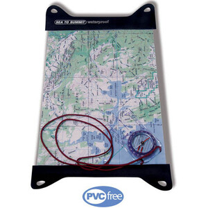 Sea to Summit TPU Guide Map Small 21x30cm