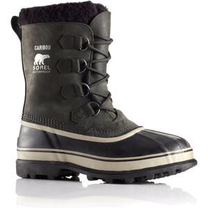 Sorel Caribou Boots Herr black/tusk black/tusk