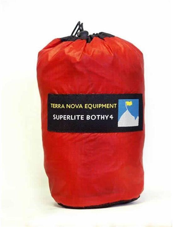 Terra Nova Superlite Bothy 4  2018 Vindsekker og Strandtelt