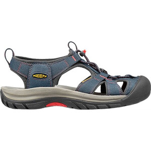 Keen Venice H2 Sandals Dame midnight navy/hot coral midnight navy/hot coral