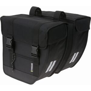 Basil Tour Doppel-Gepäckträgertasche 26l schwarz schwarz