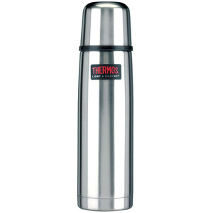 Thermos Light & Compact Thermos 0,5l brushed steel brushed steel