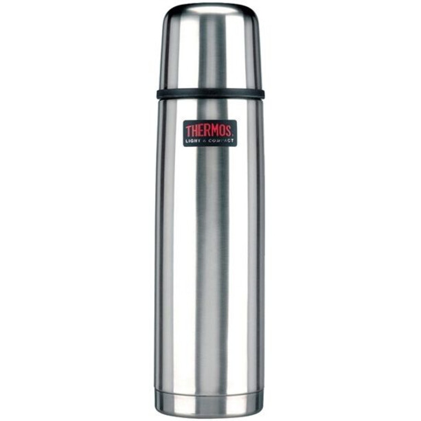 Thermos Light & Compact Thermos 0.75l rost