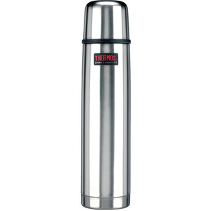 Thermos Light & Compact Thermos 1l brushed steel brushed steel