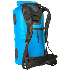 Sea to Summit Hydraulic Dry Pack 65l with Harness blue blue
