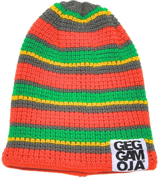 Geggamoja Beanie Orange  2015 Luer