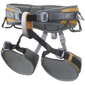 Black Diamond Big Gun Harness tequila gold tequila gold