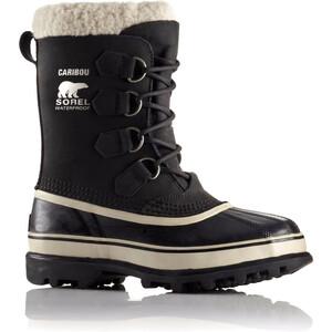Sorel Caribou WP Boots Dam svart svart