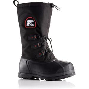 Sorel Glacier XT Boots Men black/red quartz black/red quartz