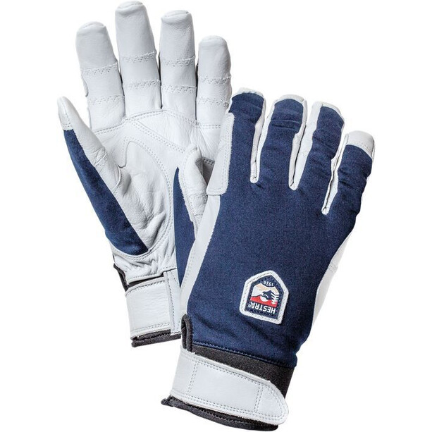 Hestra Ergo Grip Active Gloves marin/offwhite