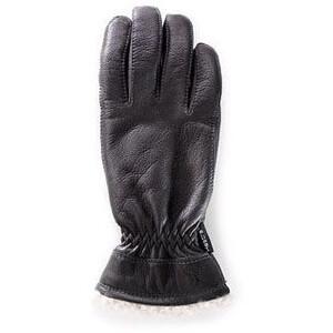 Hestra Deerskin Primaloft Gloves Dam svart svart
