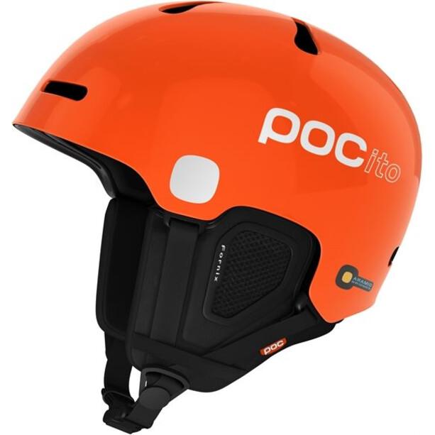 POC POCito Fornix Helmet Barn flourescent orange flourescent orange