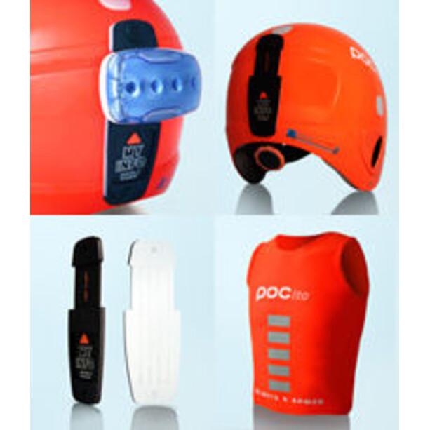 POC ito Skull Adjustable Barn Flores Orange