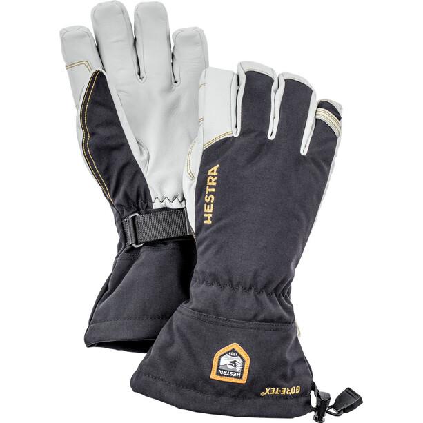 Hestra Army Leather GTX 5 Finger Gloves svart