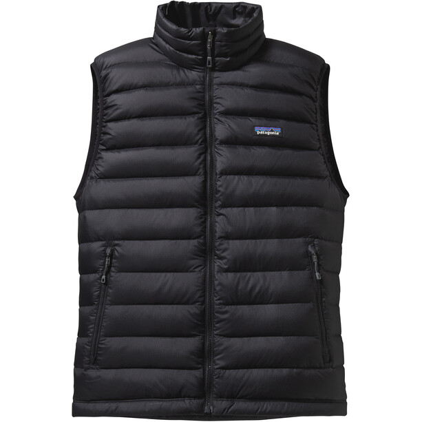 Patagonia Down Sweater Vest Herr black