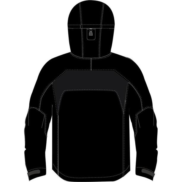 Lundhags Mylta Jacket Dam Black