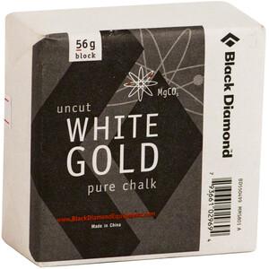 Black Diamond Solid White Gold blokkere 56g