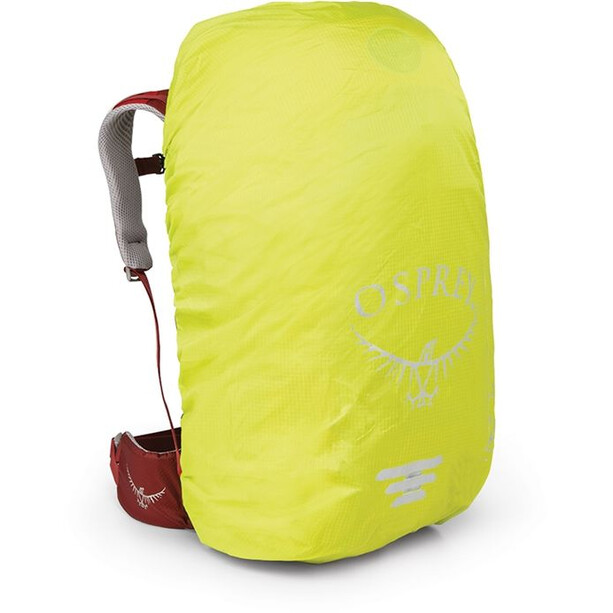 Osprey Hi-Vis Raincover S electric lime