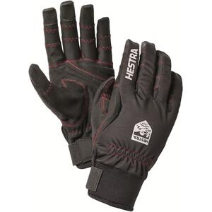 Hestra Ergo Grip Long Finger Gloves svart svart