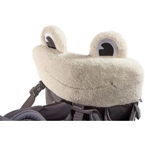 """VAUDE Cushion """"Frog"""" Hvit Hvit"""