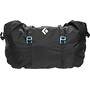 Black Diamond Super Chute Rope Bag black