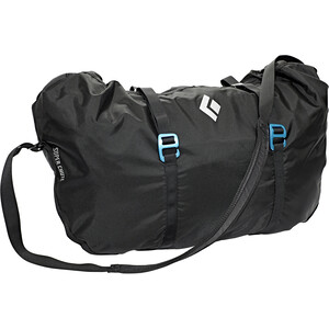 Black Diamond Super Chute Rope Bag black black