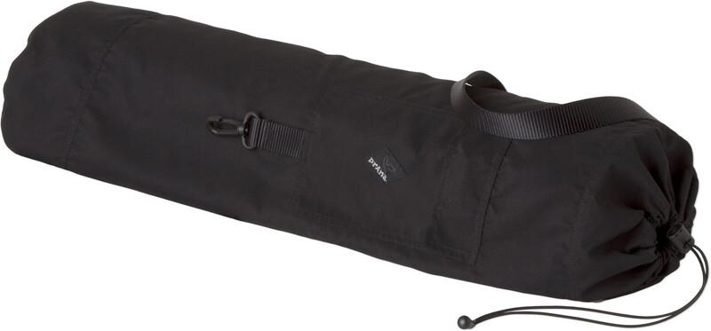 Prana Steadfast Mat Bag black  2020 Yogamatter og tilbehør
