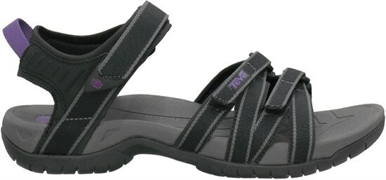 Teva Tirra Sandals Dam black grey