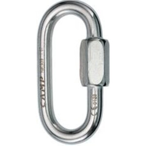 Camp Oval Quick Link 8mm Stainless Steel