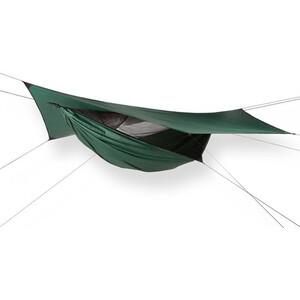 Hennessy Hammock Safari Deluxe Zip grön grön