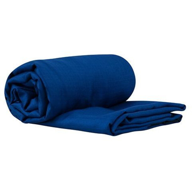 Sea to Summit Silk Liner With Stretch Panels Std navy