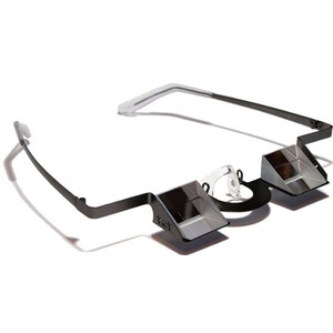 YY VERTICAL Classic Belay Glasses silver silver