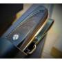 EKA Nordic W12 Fixed Blade Knife wood