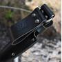 EKA Nordic W12 Fixed Blade Knife brun