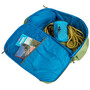 Blue Ice Octopus Rope Bag 45l turkish blue