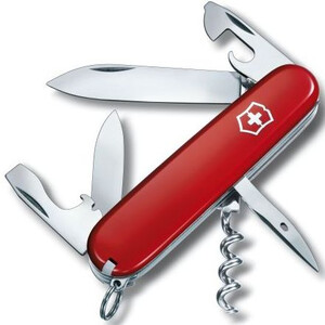 Victorinox Spartan red red