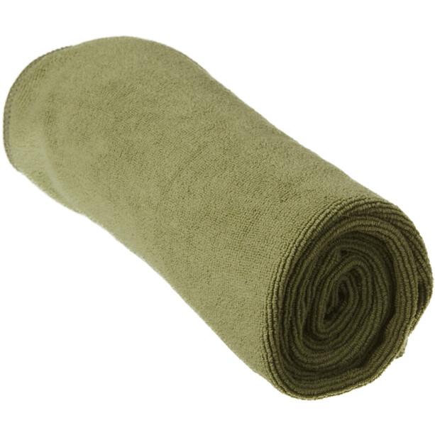 Sea to Summit Tek Towel Small eucalyptus green