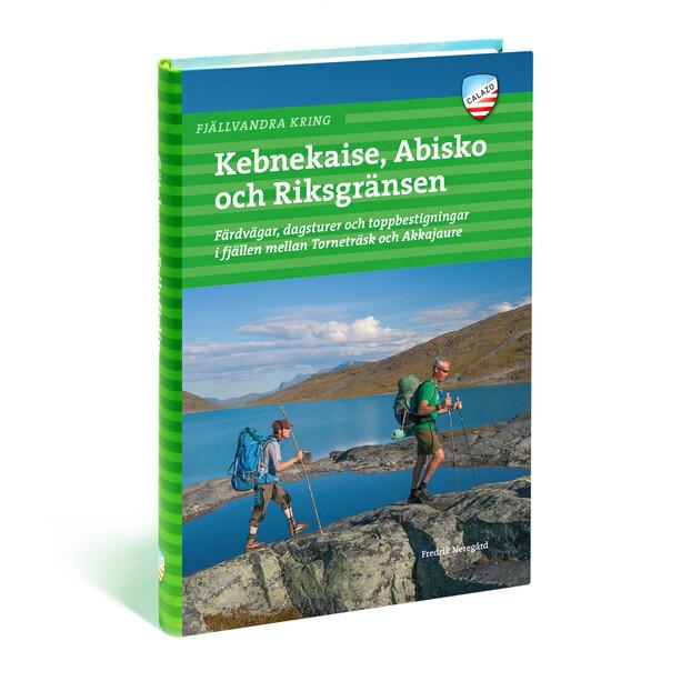 Calazo Fjällvandra kring Kebnekaise, Abisko och Riksgränsen