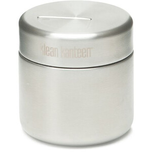 Klean Kanteen Food Canister 236ml stainless (borstad finish) stainless (borstad finish)
