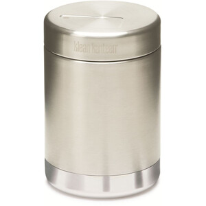 Klean Kanteen Food Canister Vacuum Insulated 473ml brushed stainless brushed stainless