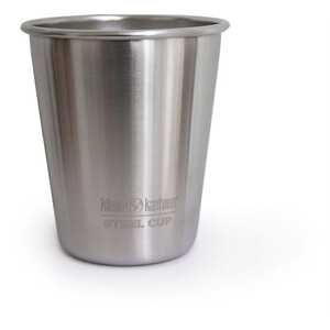Klean Kanteen Pint Cup 10oz (295 ml) brushed stainless brushed stainless