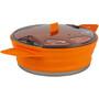 Sea to Summit X-Pot 1,4l Orange