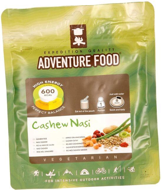 Adventure Food Ris med cashewnötter  2019 Energitillskott