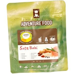 Adventure Food A Food Outdoor Meal Ris Satay