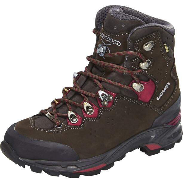 Lowa Lavena II GTX Schuhe Damen slate/berry