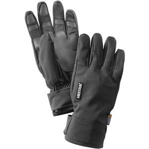 Hestra CZone Pick Up 5 Finger Gloves svart svart