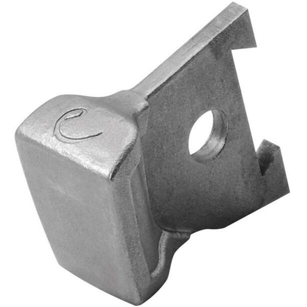Edelrid Hammer silver